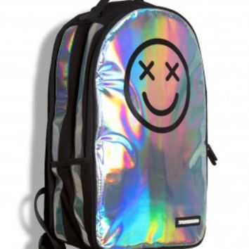 Sprayground Backpacks, Bags, and Accessories - Explicit Greens Deluxe Backpack