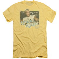 DAZED AND CONFUSED/ALRIGHT ALRIGHT - S/S ADULT 30/1 - BANANA - SM - BANANA -