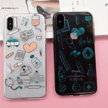 Doctor/Nurse Heart BeatiPhone Case - Available for All iPhones, Samsungs