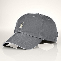 Polo Ralph Lauren Classic Cotton Chino Sports Cap | Dillards.com