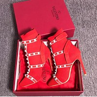 Valentino Elastic socks and boots