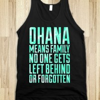 Ohana Means - Films and Such