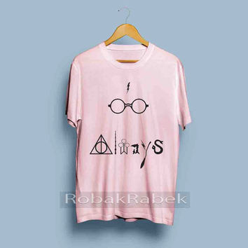 Harry potter Always  - High Quality Tshirt men,women,unisex adult