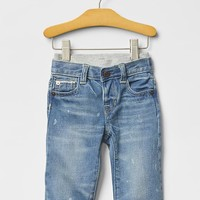 Pull On Original Fit Selvedge Jeans