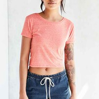 Corner Shop Baby Brother Cropped Tee