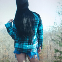 Boy-Friend Fit Mystery Hipster/Grunge Flannel Shirts/Multi Colors & Styles-All Sizes!!