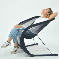 The Future of Comfy Is Sitting in this Slick, Modern Suzak Chair