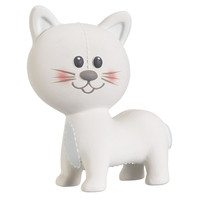 Lazare the Cat Teething Toy