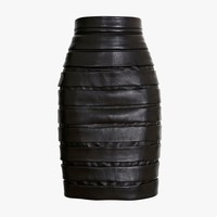 Balmain, Fall/Winter 2014, Women, Skirts Online Store
