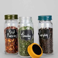 Spice Jar Set- Multi One
