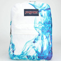 Jansport Superbreak Backpack Multi/Blue Drip One Size For Men 23736817201