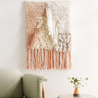 Talla Textured Wall Hanging | Urban Outfitters