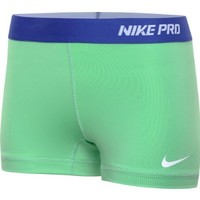 Nike Lady Pro Core II 2.5 Inch Compression Shorts - Medium