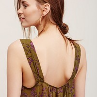 Free People Heart of the Rose Wrap Tank