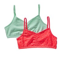 Old Navy Girls Cami Bra 2 Pack