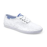 Keds Girls' Champion CVO Casual Sneakers - White
