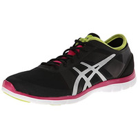 Asics Womens Textured Lightweight Running, Cross Training Shoes