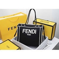 Fendi Shoulder Bag Lightwight Backpack Womens Mens Bag Travel Bags Suitcase Getaway Travel Luggage
