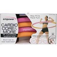empower Cardio Core and More Customizable Weighted Hoop   DICK'S Sporting Goods