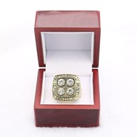 XW057 Fans 1979 Pittsburgh Steelers championship rings set for fans football ring Pennsylvania collection