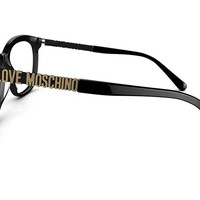 Love Moschino LM 12 glasses from Specsavers