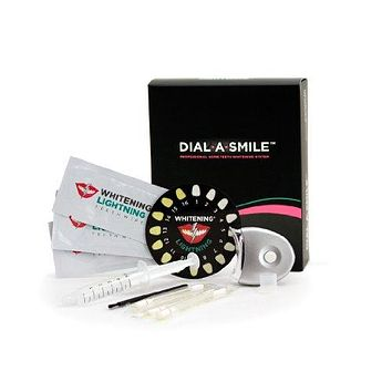 Whitening Lightning Dial A Smile Kit, 3 oz
