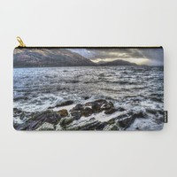 Before the storm Carry-All Pouch by Haroulita | Society6