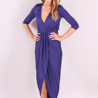 Fancy This Dress  - Navy