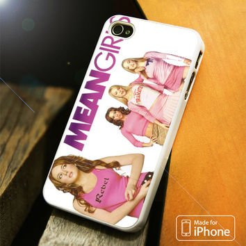 Mean Girls Teen Movies iPhone 4S 5S 5C SE 6S Plus Case