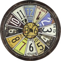 Hildale Wall Clock
