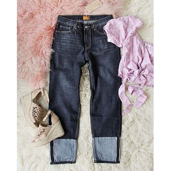 Retro Wedge Jeans