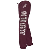 Texas A&M Aggies - Glitter Logo Girls Youth Drawstring Sweatpants