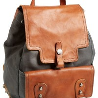 Women's Frye 'Tracy' Leather Backpack