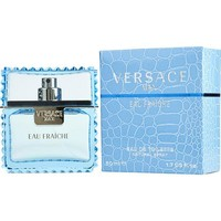 Fragrance MEN VERSACE MAN EAU FRAICHE by Gianni Versace EDT SPRAY 1.7 OZ 2006 daytime