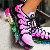Bunchsun Nike Air Vapormax Plus Fashion Women Casual Air Cushion Running Sport Shoes Sneakers