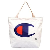 Champion  Fashion Casual Simple Purse Waist Bag Single-Shoulder Bag Reticule