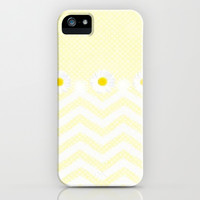 Sunflowers iPhone & iPod Case by Pink Berry Pattern