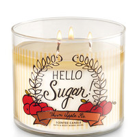 Warm Apple Pie 3-Wick Candle | Bath And Body Works
