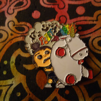 Despicable Me Agnes Fluffy Hat Pin(FREE SHIPPING/TRACKING)