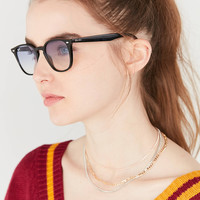 Ray-Ban Square Gradient Sunglasses   Urban Outfitters