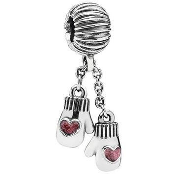 Authentic Pandora Jewelry - Winter Mittens