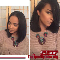 Synthetic Full Lace Front Bob Wig/ short wigs