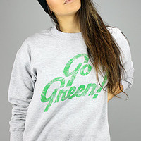 Forever Strung Go Green CrewHeather : Karmaloop.com - Global Concrete Culture