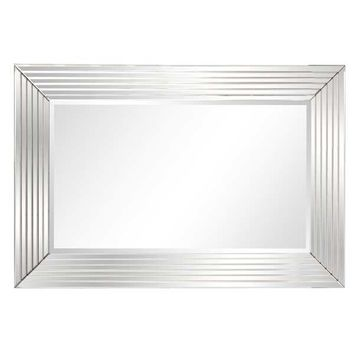 Howard Elliott Collection Allan Andrews Lenox Clear Glass Stepped Mirror | Overstock.com Shopping - The Best Deals on Mirrors