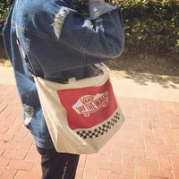 One Shoulder Canvas Bags Messenger Bags [11132274055]