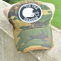 Judith March Cap Tis The Season - Camo