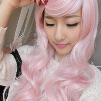 cosplay ariel costume adult little mermaid wig cosplay wig pastel wig ombre wig lolita dress wig wigs cosplay wig blonde wig bangs ombre wig