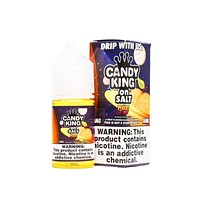 Candy King On Salt - Peachy Rings (30ml)