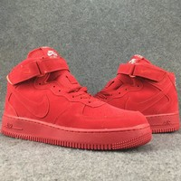 Women's and men's nike air force 1 cheap nike shoes a128