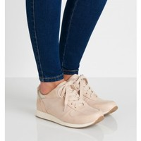 Bex Sneakers Nude - Womens Fashion | Forever New